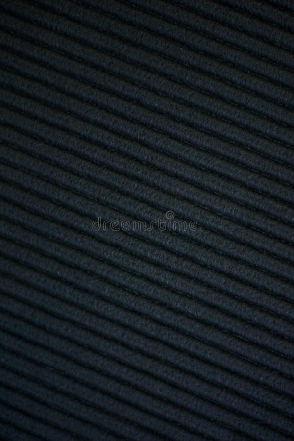 Zwarte geweven achtergrond stock foto