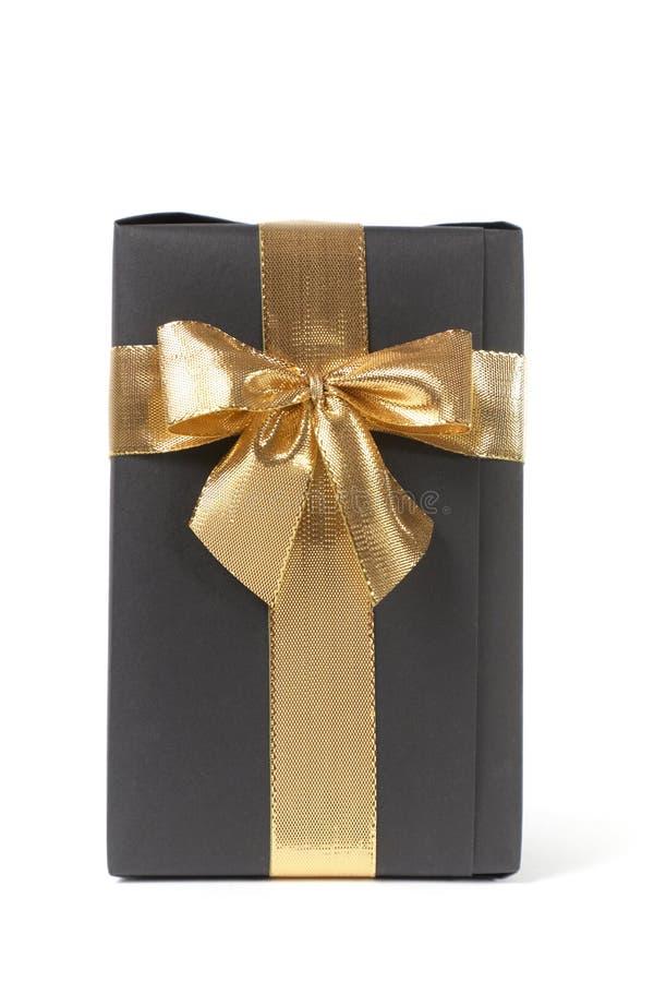 Zwarte gift stock foto