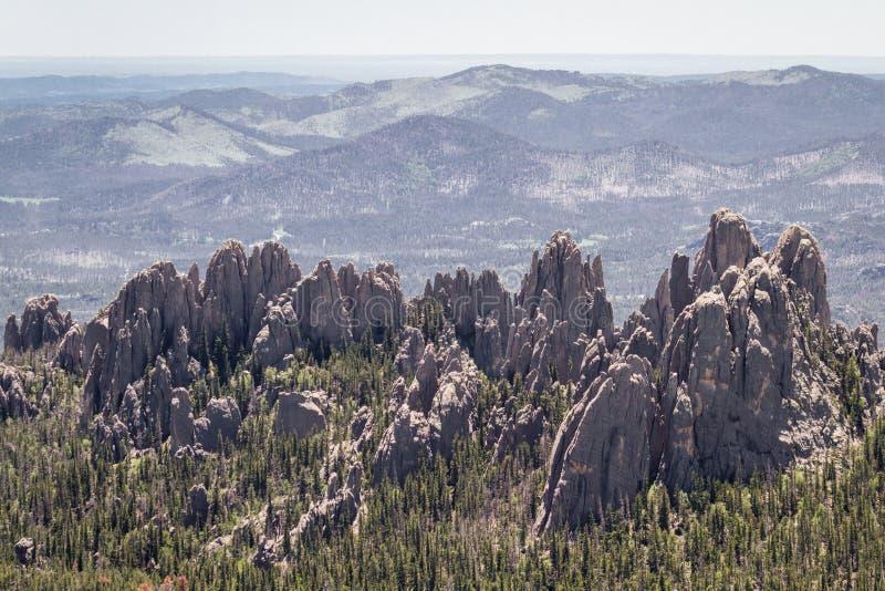 Zwarte Heuvels, Zuid-Dakota royalty-vrije stock foto's