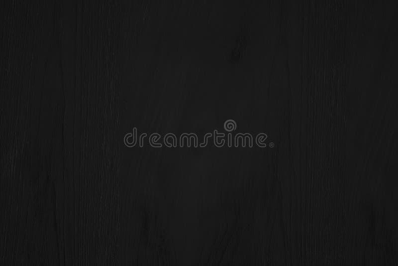 Zwarte houten textuur zwarte achtergrond Spatie voor ontwerp royalty-vrije stock fotografie
