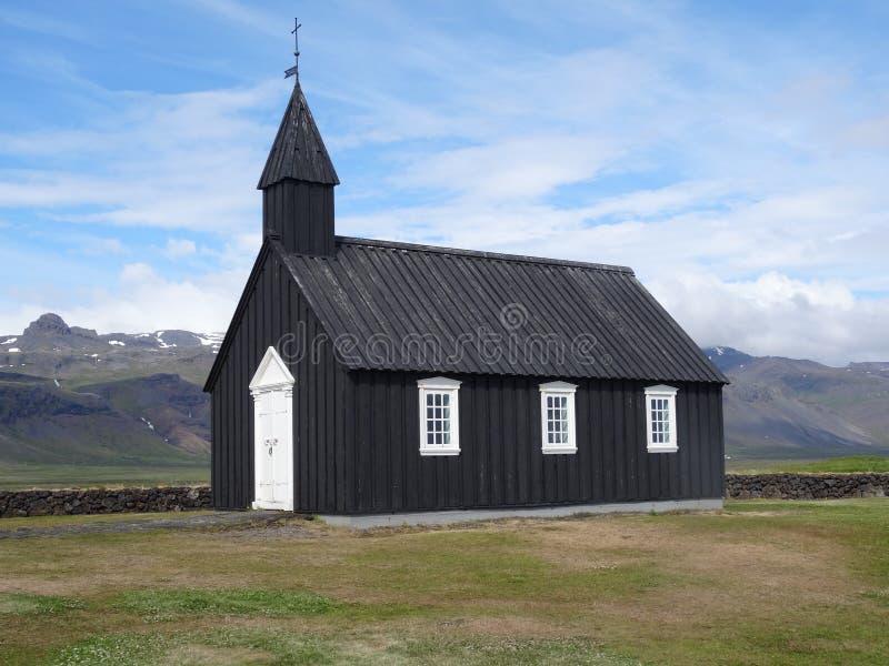 Zwarte Kerk stock fotografie