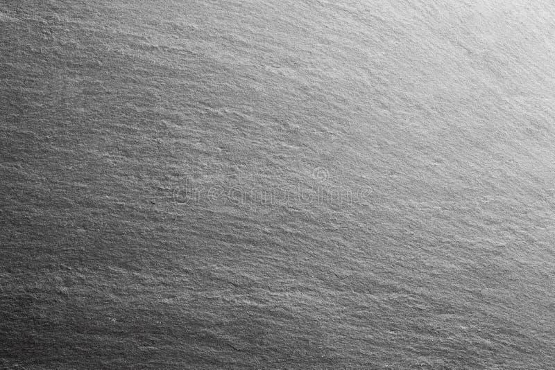 Zwarte leioppervlakte Mactotextuur, achtergrond voor uw uniek project stock afbeelding