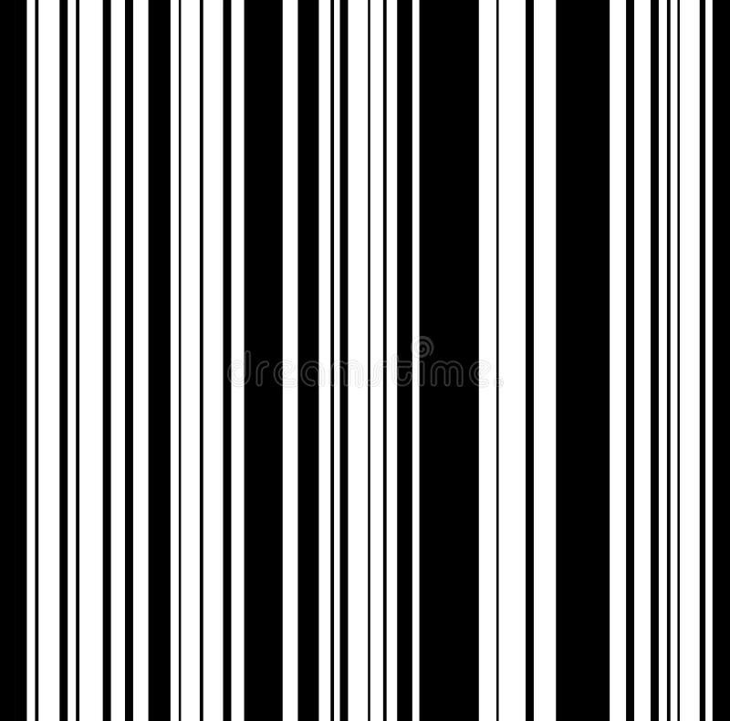 Zwarte lijnen royalty-vrije stock foto