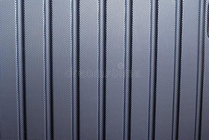 Zwarte lugguage verticale textuur royalty-vrije stock fotografie