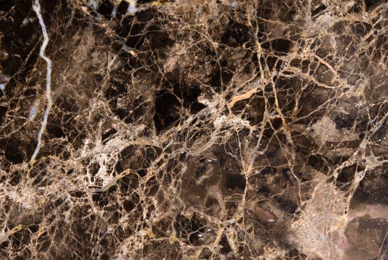 Zwarte marmeren countertop stock afbeelding