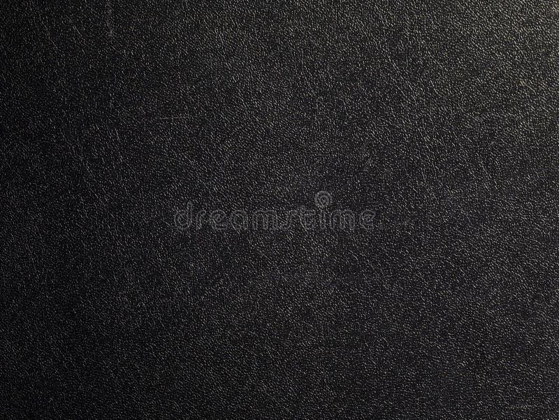 Zwarte plastic textuur royalty-vrije stock fotografie
