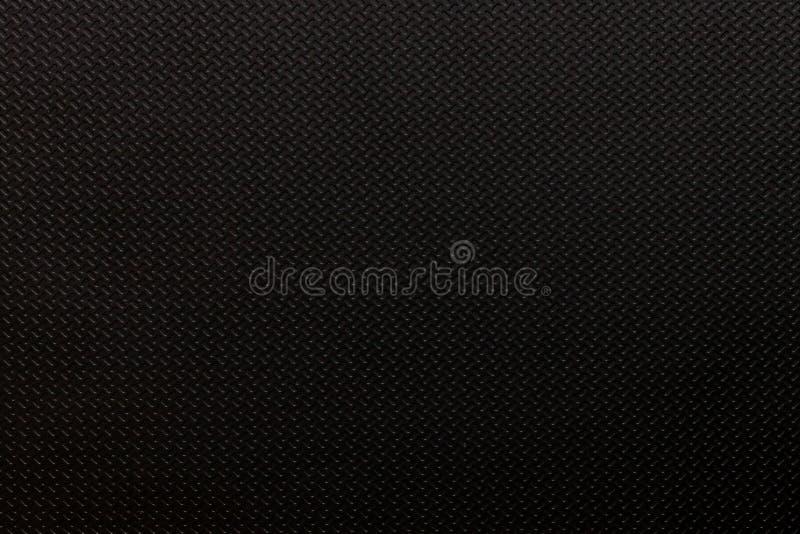 Zwarte plastic textuur of achtergrond royalty-vrije stock foto