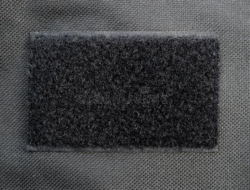 Zwarte stof gevoelde textuur en achtergrond royalty-vrije stock afbeeldingen