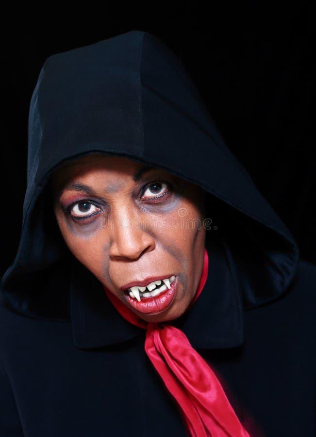Zwarte vampier stock afbeeldingen