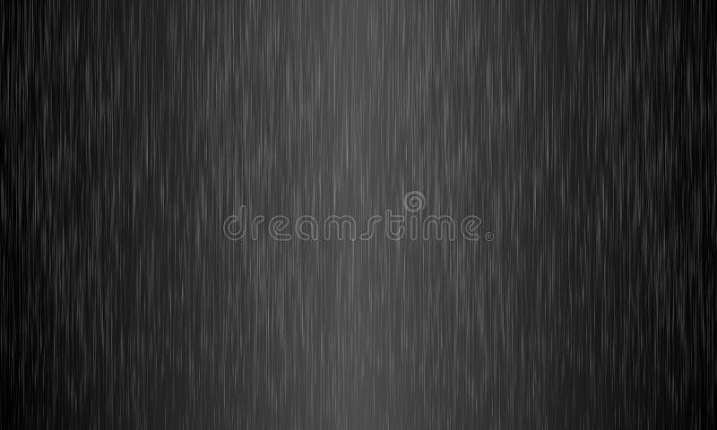 Zwarte versleten metaalachtergrond vector illustratie