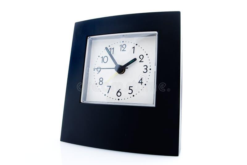 Download Zwarte wekker stock foto. Afbeelding bestaande uit timepiece - 10780796