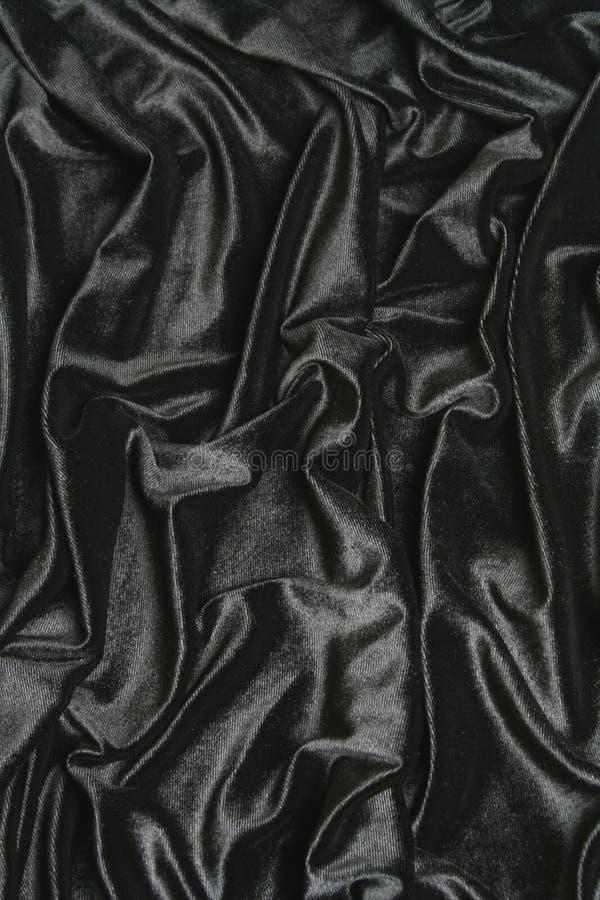 Zwarte Zijdeachtige Achtergrond royalty-vrije stock afbeeldingen