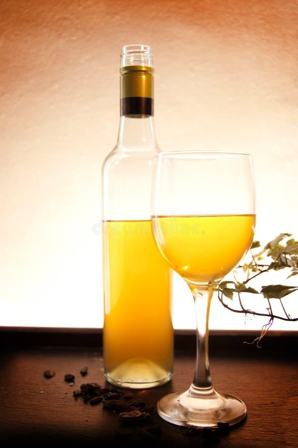 Zwavel wijn royalty-vrije stock afbeeldingen