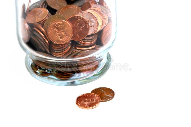 Zwei Cents lizenzfreies stockfoto