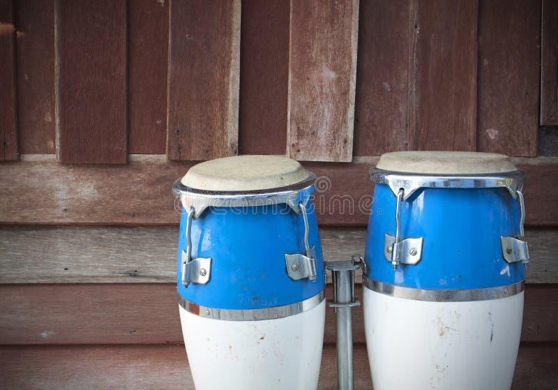 Zwei Congas lizenzfreies stockfoto