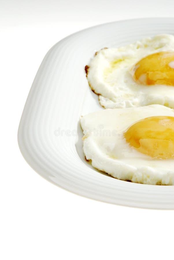 Zwei Eier stockfoto