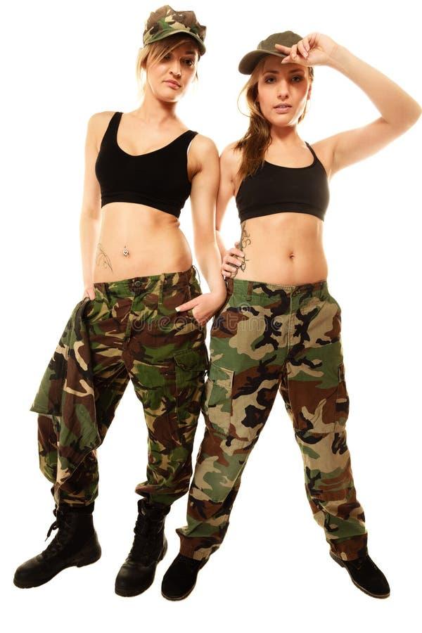 Militärfrauen Bilder