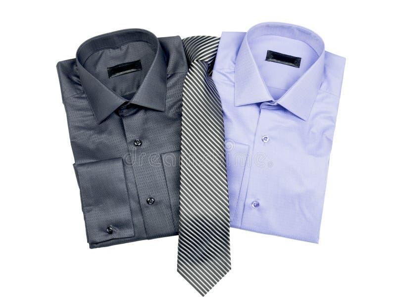 Zwei Hemden mit lizenzfreie stockfotografie