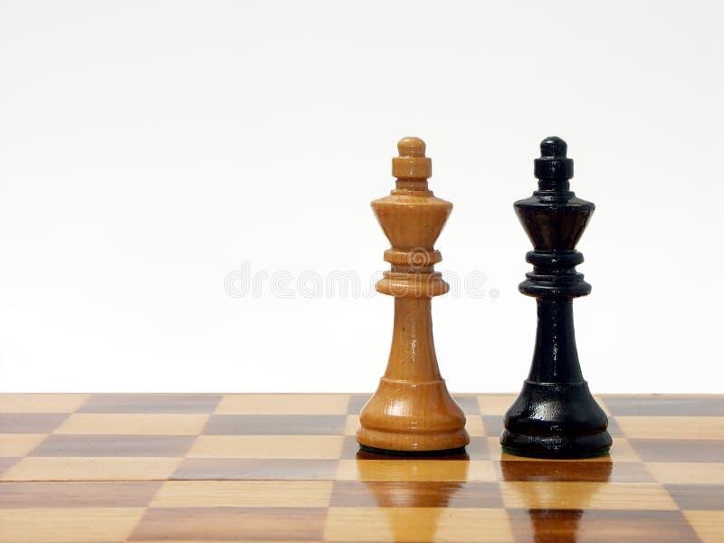 Zwei Könige lizenzfreies stockfoto