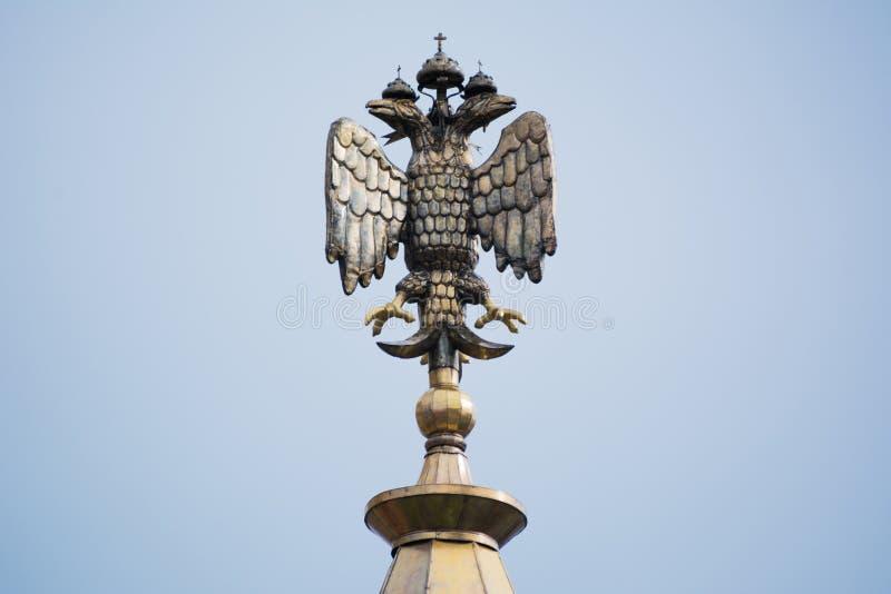 Zwei-köpfiger Adler lizenzfreie stockfotos