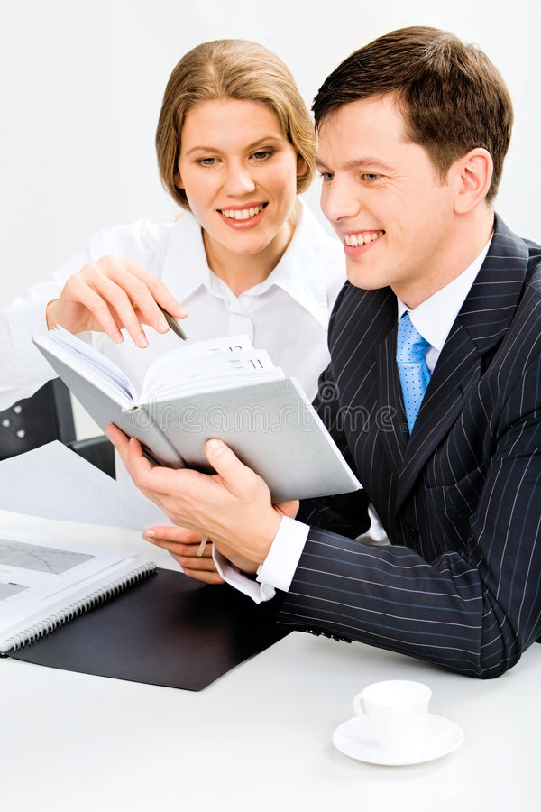 Zwei Leute lizenzfreie stockfotos