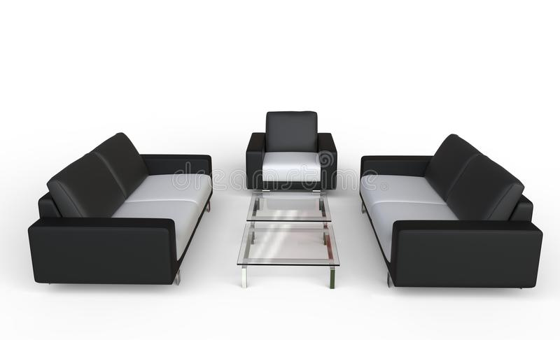 schwarze sofa fabulous sofa wohnzimmer set schwarzes sofa wohnzimmer schwarze schwarze. Black Bedroom Furniture Sets. Home Design Ideas