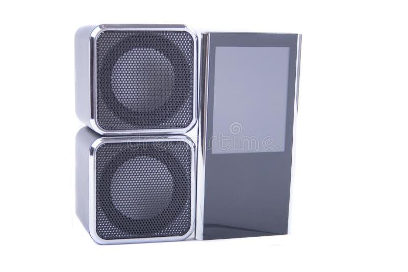 Download Zwei Sprecher und Spieler stockfoto. Bild von zeitgenössisch - 27733642