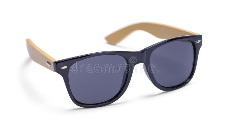 Zwei Tone Classic Sunglasses lizenzfreie stockfotografie