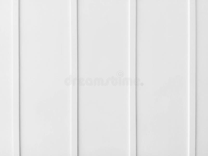 Zwelt de cement witte muur met de textuurontwerp van de lijnkolom royalty-vrije illustratie
