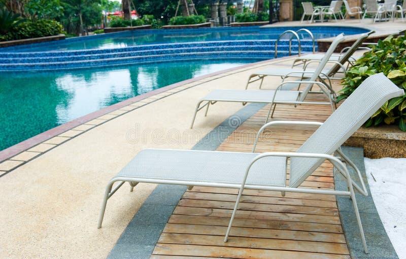 Zwembad stock afbeeldingen