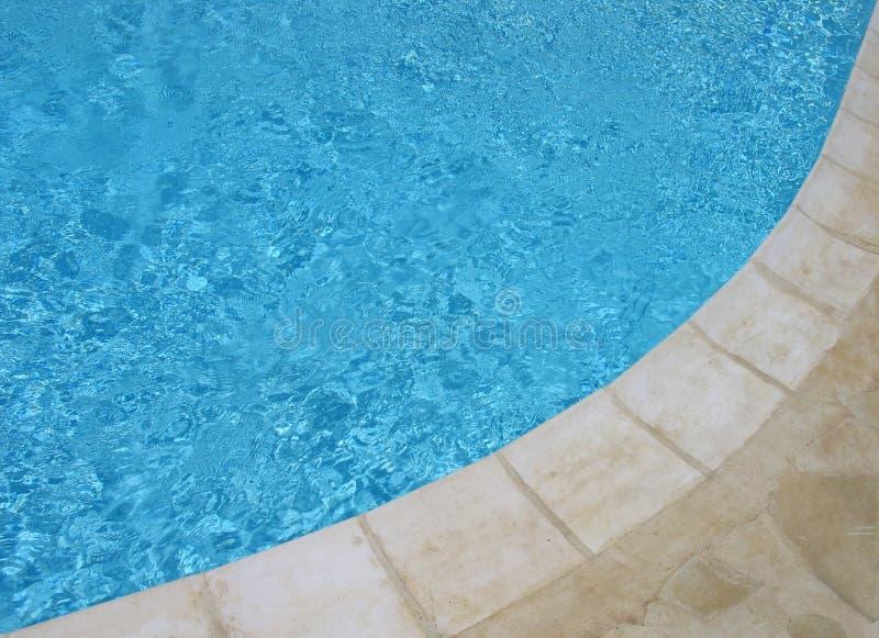 Zwembad 4 royalty-vrije stock afbeeldingen