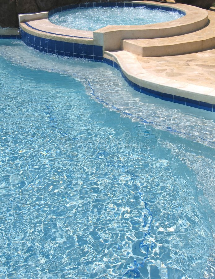 Zwembad 5 stock afbeeldingen
