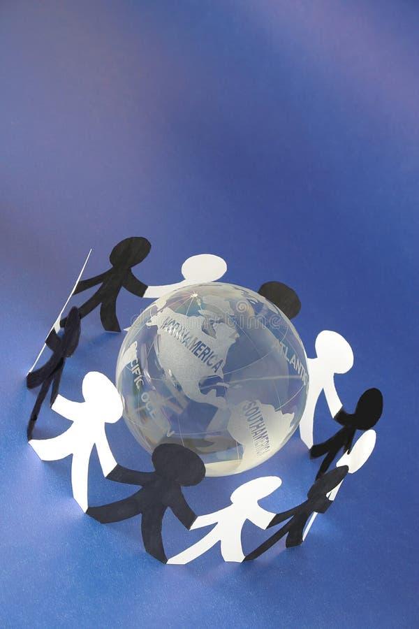 związki globalne fotografia stock