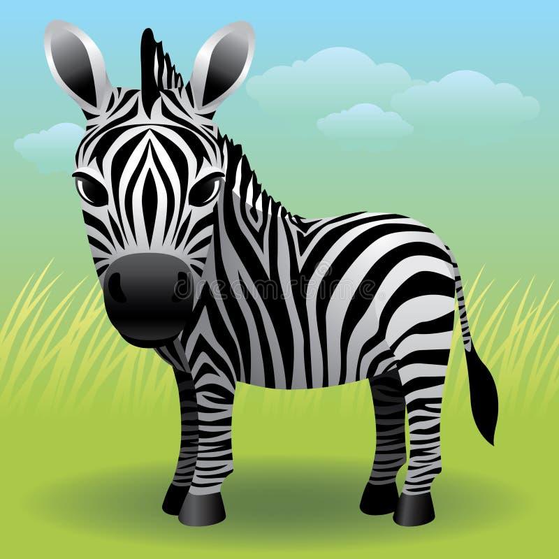 zwierzęca dziecka kolekci zebra