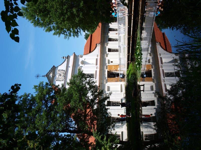 zwierzyniec st Польши nepomuk john церков стоковая фотография rf