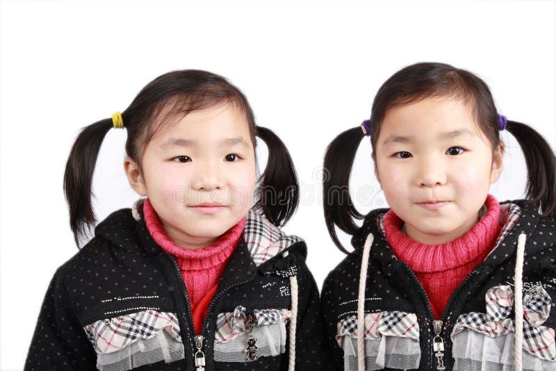 Zwillinge stockbilder