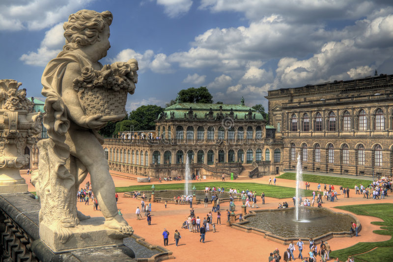 Download Zwinger Museum Royalty Free Stock Images - Image: 5879379