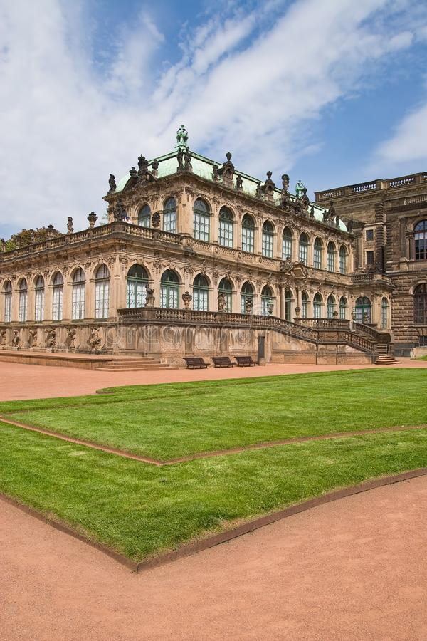 Download Zwinger Palace Museum Dresden Stock Image - Image of palace, historical: 14436225
