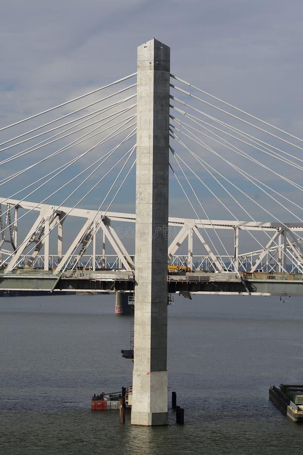 Zwischenstaatliche Brücke 65 lizenzfreie stockbilder