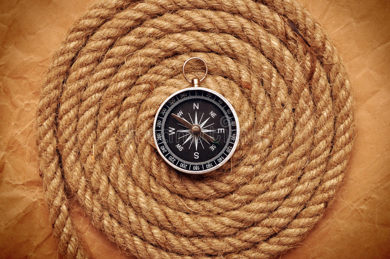 zwitki kompasu arkana obrazy stock