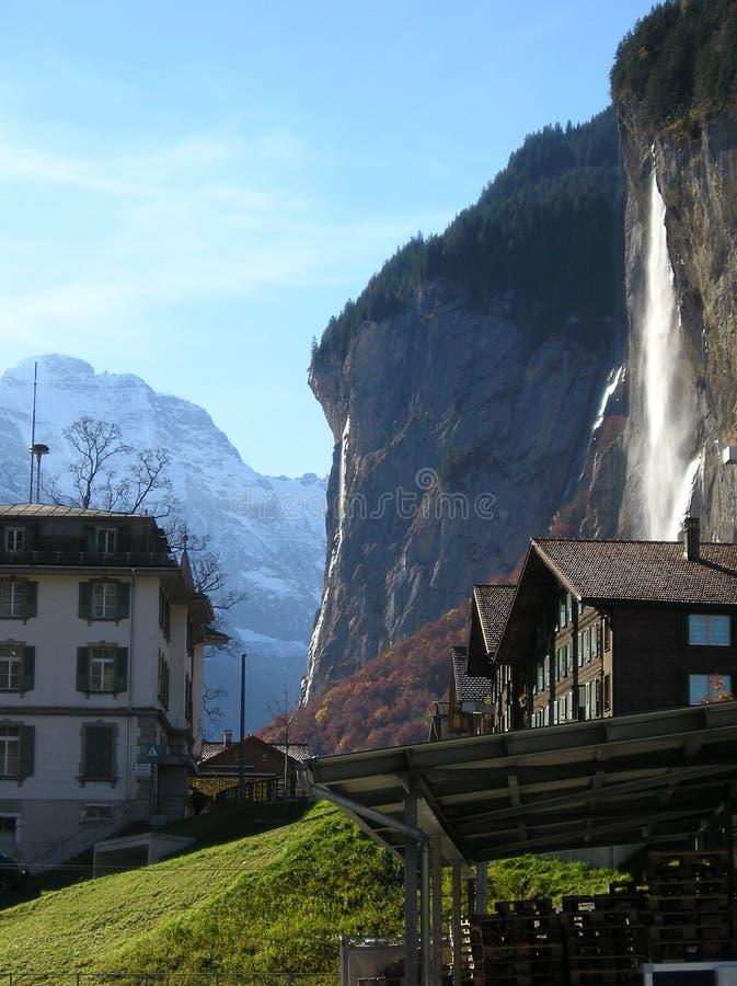 Zwitsers stock afbeelding