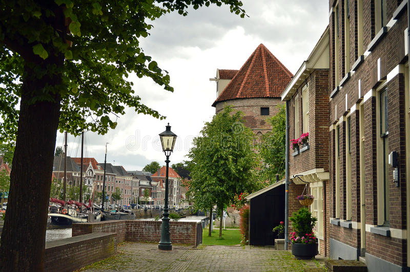 Zwolle, Nederland royalty-vrije stock foto's