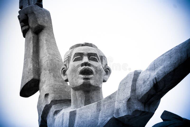Zwycięstwo zabytek w południowym Wietnam obrazy stock