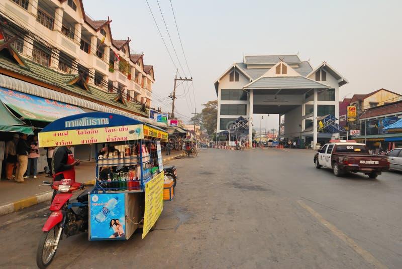 zwyczaje Myanmar Thailand obraz stock