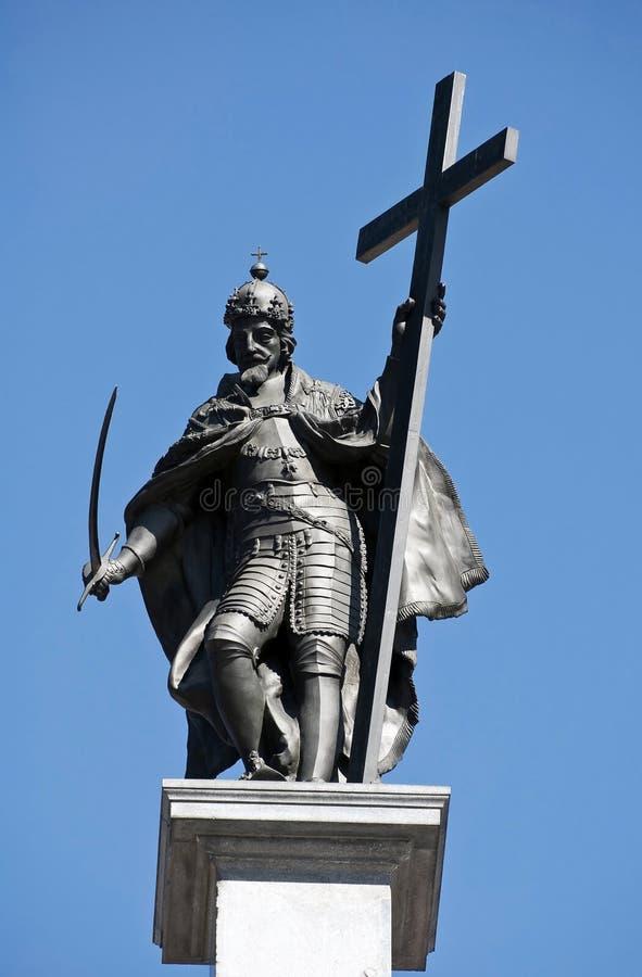 Zygmunt III Vasa. royalty free stock photography