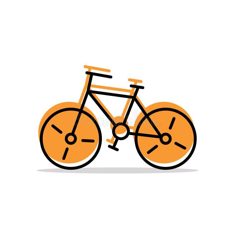 Zyklus-Fülle-Entwurf stockbilder