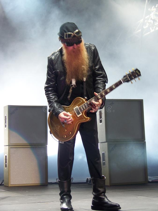 Download ZZ Top editorial photo. Image of classic, blues, loud - 20117311