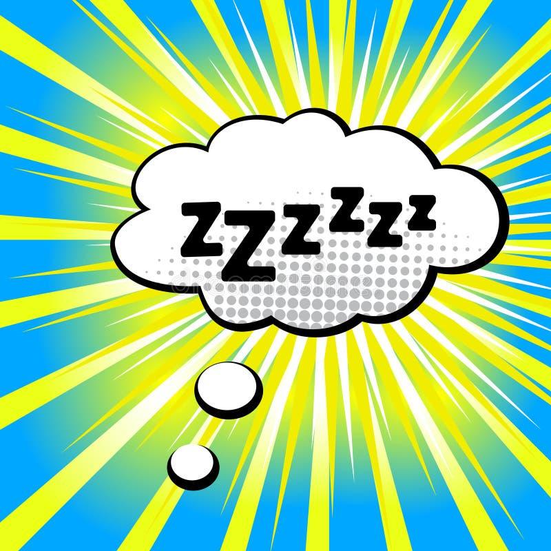 Sleeping Sound Stock Illustrations – 246 Sleeping Sound