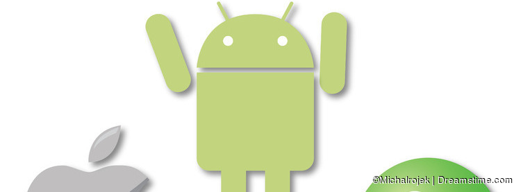 Android most popular system