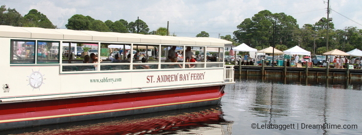 St Andrews Ferry Boat